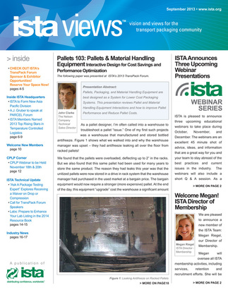 ISTA VIEWS MAGAZINE