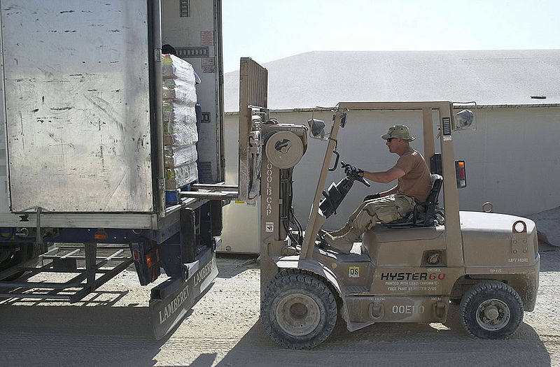 Veterans and Pallets
