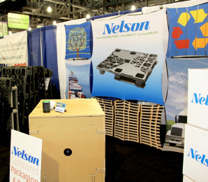 The Nelson Company at Pack Expo