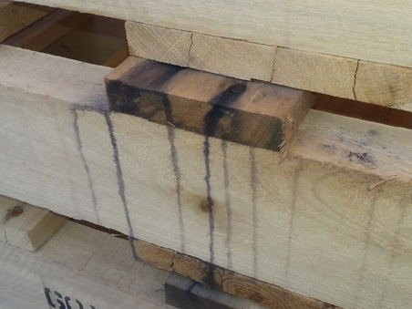 Wood Pallet Stains