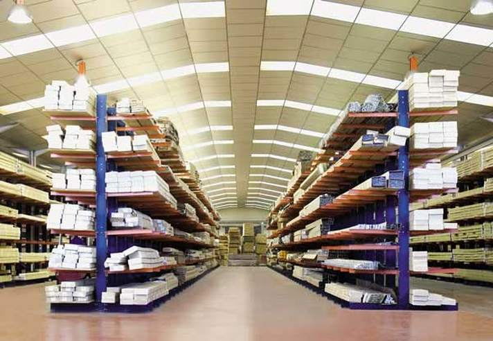 Cantilever Racks for Rackable Pallets